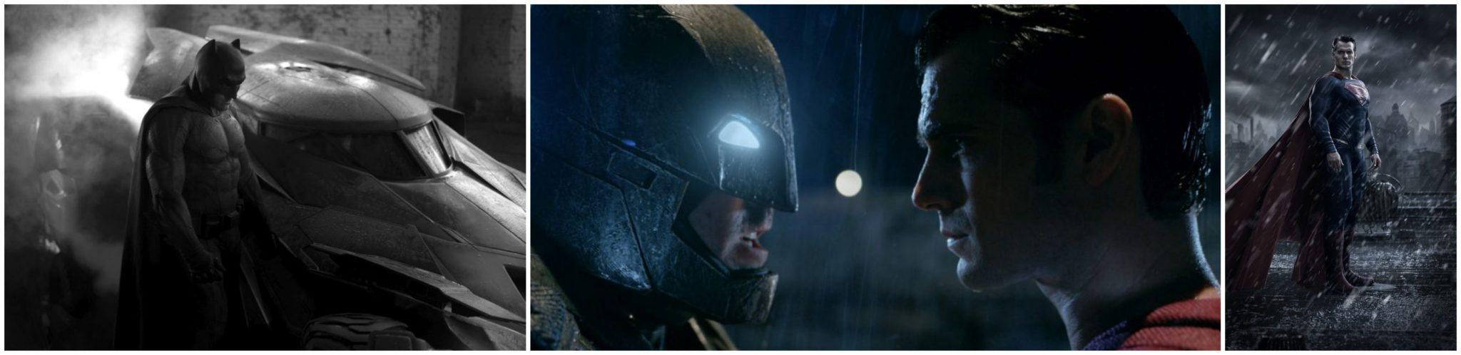 Batman v Superman 1-