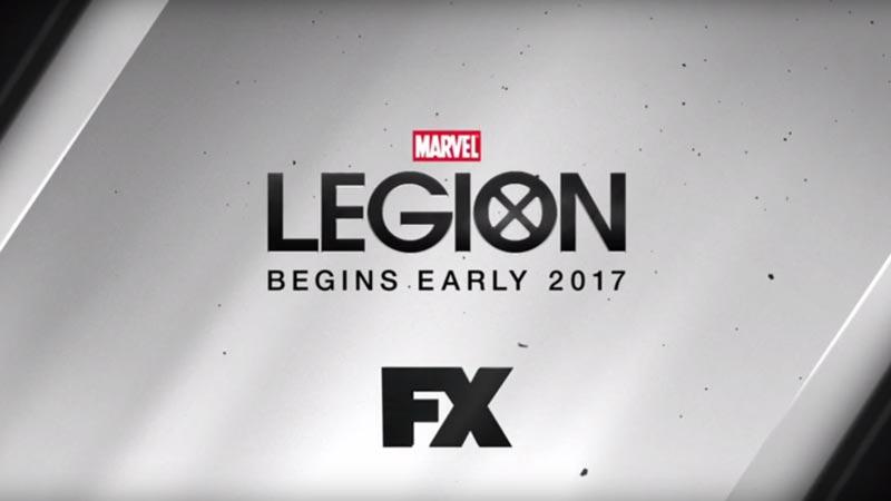 #Legion