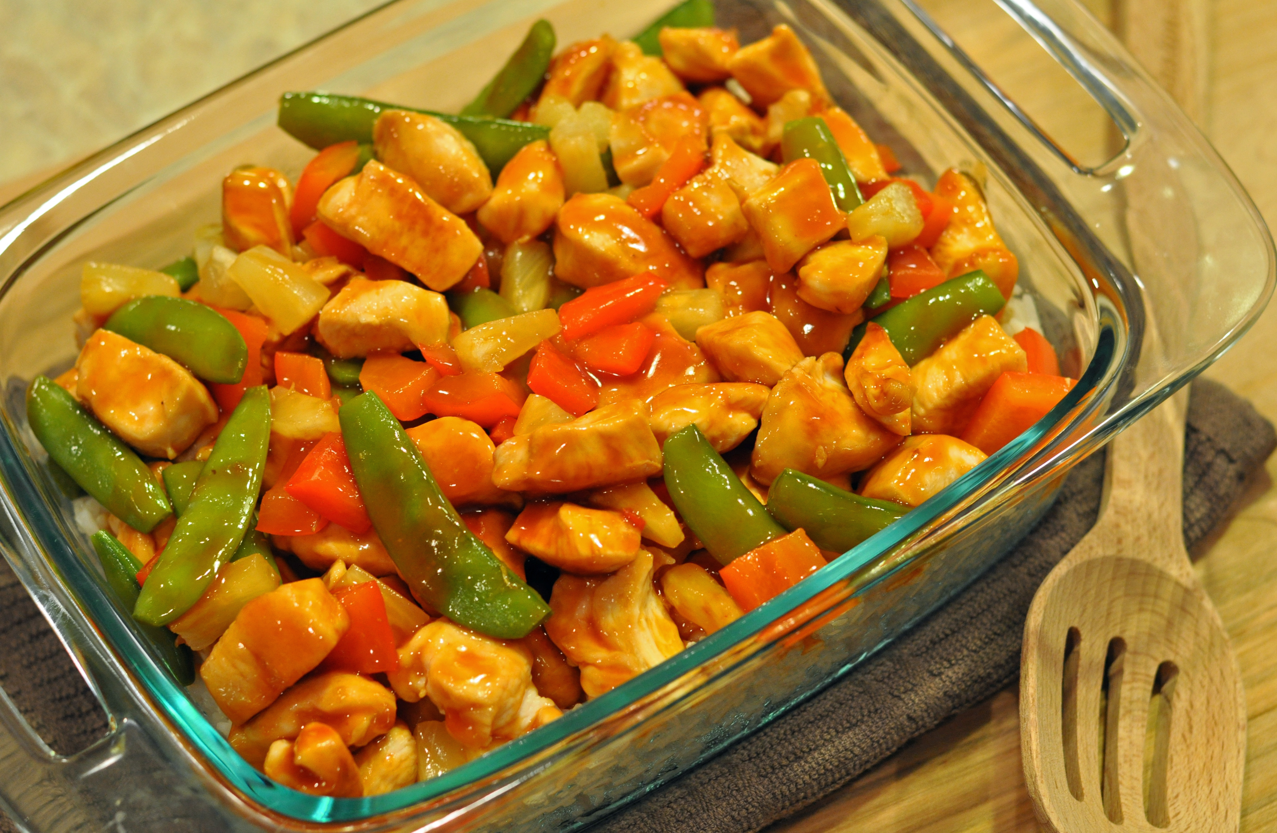 sweet-and-sour-chicken-with-rice