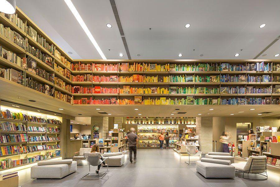 Saraiva-bookstore