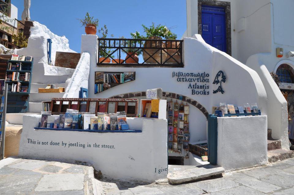 Atlantis-bookstore-ασυνήθιστα βιβλιοπωλεία-athensstories-1