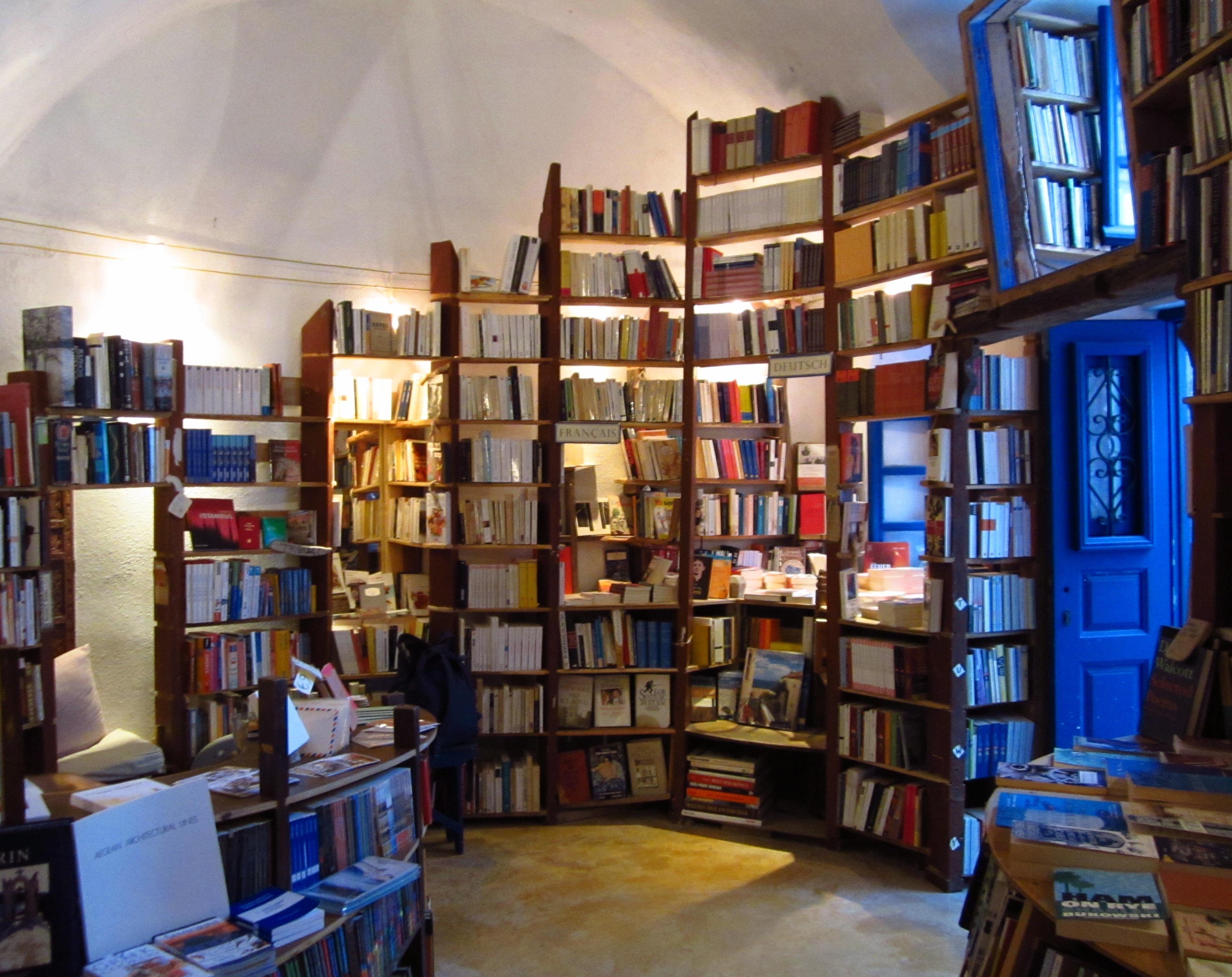 Atlantis-bookstore-ασυνήθιστα βιβλιοπωλεία-athensstories-2