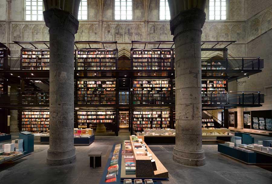 Bookstore Dominicanen-athensstories