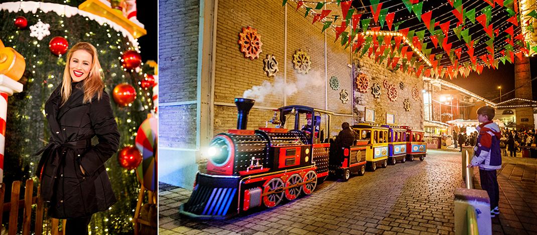 Το Christmas Factory είναι το παιδικό όνειρο