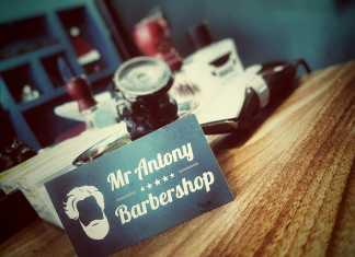 Mr Antony barber shop